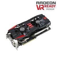 ASUS Radeon R9 390X 8GB GDDR5 DirectCU II Video Card