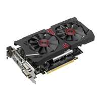 ASUS Radeon R7 370 Overclocked STRIX 4GB GDDR5 Video Card