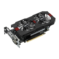 ASUS Radeon R7 360 Overclocked 2GB GDDR5 PCI-e Video Card