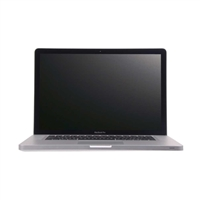"Apple MacBook Pro MD103LL/A 15.4"" Laptop Computer Pre-Owned - Silver"