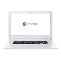"""Acer CB5-571-C4T3 15.6"""" Chromebook - Linen White"""