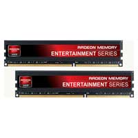 AMD 8GB (2 x 4GB) DDR3-1600 12800 CL11 Dual Channel Desktop Memory Kit