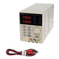 SRA Soldering Products Precision Variable Adjustable 30V, 5A DC Linear Power Supply Digital Regulated Lab Grade