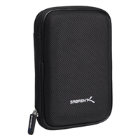 "Sabrent EVA Hard Carrying Case Pouch for External 2.5"" Hard Drive"