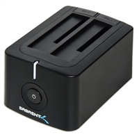 Sabrent USB 3.0 Dual Bay HDD Docking Station