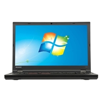 "Lenovo ThinkPad W541 15.5"" Laptop Computer - Black"