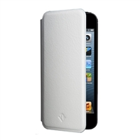 Twelve South LLC Surface Pad Leather Cover for iPhone 5 - White