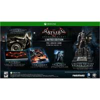 Warner Batman Arkham Knight Limited Edition (Xbox One)