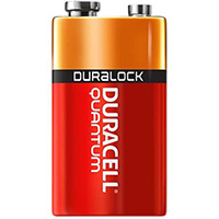 Duracell Quantum 9V Battery