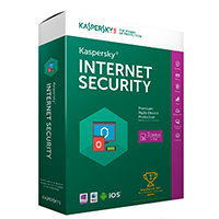 Kaspersky Internet Security - 3 Devices, 1 Year (PC/Mac)