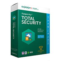 Kaspersky Total Security - 5 Devices, 1 Year