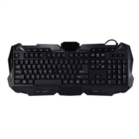 Inland Gaming Backlight Keyboard & Mouse Combo