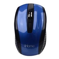 IPSG Wireless Desktop Mouse - Blue