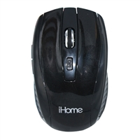 IPSG Wireless Desktop Mouse - Charcoal