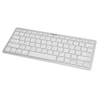 iHome Bluetooth Keyboard for Mac - Silver