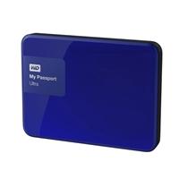 "WD My Passport Ultra 3TB 5,400 RPM SuperSpeed USB 3 2.5"" External Hard Drive - Blue"