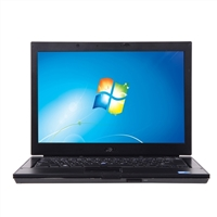 "Dell Latitude E6410 Windows 7 Professional 14.1"" Laptop Computer Refurbished - Gray"