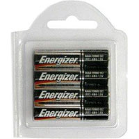 Energizer E92 AAA - 4 Pack
