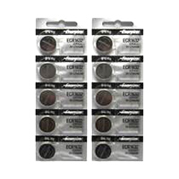 Energizer Watch Coin Battery Combo - 10 Pack