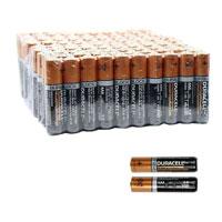 Duracell AAA Bulk Pack - 100 Pack