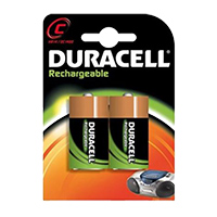 Duracell C-Cell Recharge Ultra Power Battery