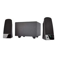 Cyber Acoustics CA-3051 G-Blast 2.1 Channel Sound System