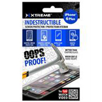 Xtreme Cables Indestructible Screen Protector for iPhone 6 Plus