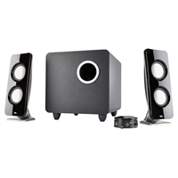 Cyber Acoustics CA-3610 Curve.Immersion Sound System
