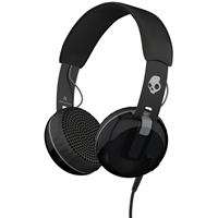 Skull Candy Grind Headphones - Black
