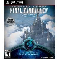 Square Enix Final Fantasy XIV: Limited Edition Bundle (PS3)