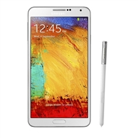 Samsung Galaxy Note 3 N900V 32GB Verizon Locked CDMA 4G LTE Phone - White (Certified Pre Owned)