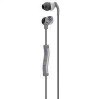 Skull Candy Methods Sports Performance Earbuds - Gray