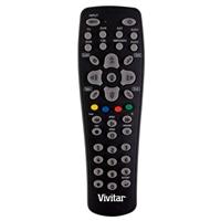 Vivitar 6-in-1 Remote Control