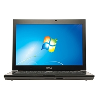 "Dell Latitude E6400 Windows 7 Professional 14"" Laptop Computer Refurbished - Black"