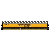 Crucial 4GB DDR3-1600 Dual Channel Desktop Memory
