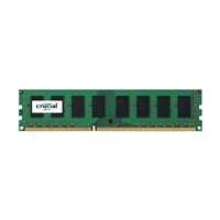 Crucial 4GB DDR3-1866 Dual Channel Desktop Memory Module