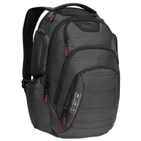 Ogio Renegade RSS Laptop Backpack - Black Pindot