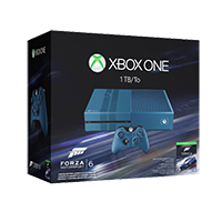 Microsoft Press Xbox One Limited Edition Forza Motorsports Bundle
