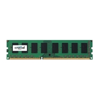 Crucial 8GB DDR3L-1866 Dual Channel Desktop Memory