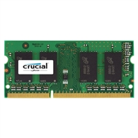 Crucial 4GB DDR3L-1866 Dual Channel Laptop Memory