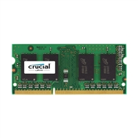 Crucial 8GB DDR3L-1866 (PC3-14900) CL13 Laptop Memory