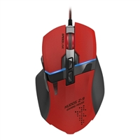 Speedlink KUDOS Z-9 Gaming Mouse Laser Sensor - Red