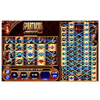 Red Frog WMS Slots: Sparticus (PC)