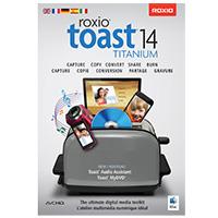 Corel Roxio Toast 14 Titanium Mini-Box