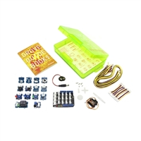 Seeed Studio Grove Starter Kit Plus - Intel IoT Edition for Intel Galileo Gen 2 Developer Kit
