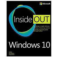 Pearson/Macmillan Books Windows 10 Inside Out