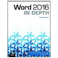 Pearson/Macmillan Books WORD 2016 IN DEPTH