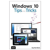 Pearson/Macmillan Books WINDOWS 10 TIPS & TRICKS