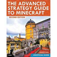 Pearson/Macmillan Books Advanced Strategy Guide to Minecraft