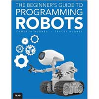 Pearson/Macmillan Books The Beginner's Guide to Programming Robots